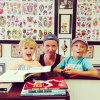 Как Диана Арбенина воспитывает своих детей