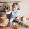 9 важных продуктов в питании годовалого ребенка