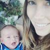 Молодая мама Джессика Бил: «Вся моя одежда в еде и пятнах»