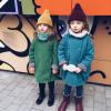 Детская мода 2016-2017 : обзор стильных шапок для детей