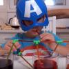 Мистер Макс делает сладкую воду: идея для Хэллоуина 2016 (ВИДЕО)