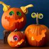 Хэллоуин 2016: 5 креативных идей декора из тыквы