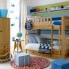 Детская комната для двух мальчиков: идеи интерьера