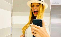 40-летняя модель Петра Немцова беременна первенцем
