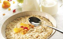 5 лучших завтраков из овсянки для всей семьи