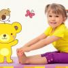 15 простых упражнений для профилактики сколиоза у детей