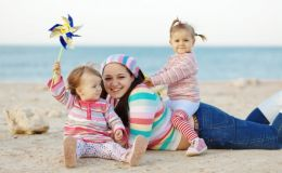 Как не погрязнуть в суете или рецепты красоты и бодрости для молодой мамы