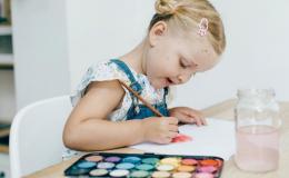 Навчаємо дітей малювати: 20 унікальних технік, доступних усім батькам