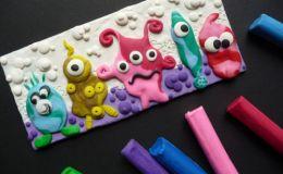 Рисование пластилином: 6 видов техник для раннего развития ребенка