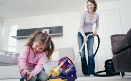 Шесть советов, как научить ребенка убирать за собой игрушки