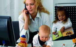 Выход на работу после декрета: как подготовить ребенка  к расставанию?