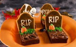 Конфеты на Хэллоуин – сладости для детей. Фото идеи