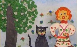 Мультфильм «Оля-ля» от юной украинки – лучший в мире