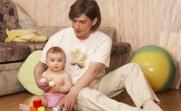 Папа и ребенок: главные задачи от 0 до 5 лет