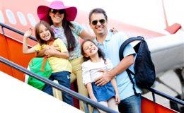 В самолет с ребенком: что можно взять с собой в ручную кладь