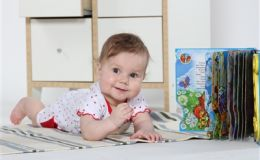 Детские книги от рождения до 1 года