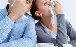 Как защитить ребенка, если в доме кто-то болеет гриппом?