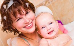Уход за волосами ребенка с рождения