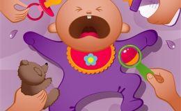 Раздраженный ребенок — ошибка родителей