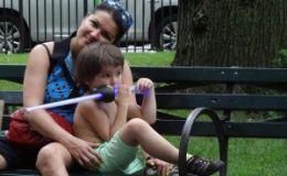 Анна Нетребко воспитывает особенного ребенка