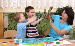 Как сделать пальчиковые краски своими руками