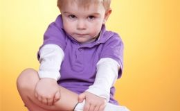 Ребенок трогает половые органы. Что делать?