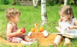 Природное развитие речи ребенка. 13 советов