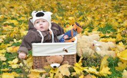 Правила осенней прогулки с ребенком: учтите несколько нюансов