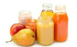 Прикорм: как правильно вводить сок?