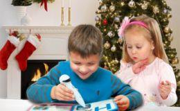 Выбираем подарок на Новый год. Умные игрушки