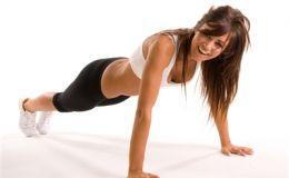 Как быстро похудеть: плоский живот за 7 минут в день!