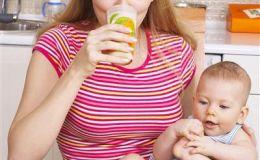 Питание мамы: вычитаем 200 калорий. Мнение ученых