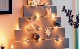 Мастер-класс: как сделать декоративное новогоднее дерево