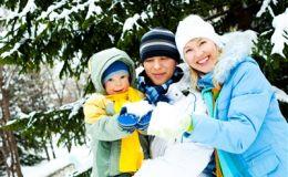 Зимний детский досуг. 15 идей
