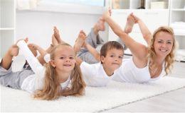 Йога дома: асаны от депрессии