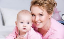 Утро – особое время для мамы и малыша