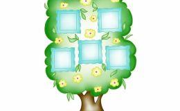 Как сделать генеалогическое древо своими руками