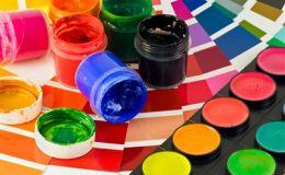 Необычные краски для детей. Рецепты красок