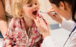 Боль в горле у ребенка. Советы педиатров