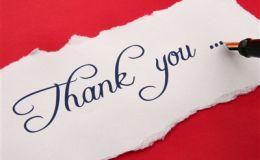 Как научить ребенка говорить «спасибо». 7 советов