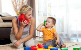 Логопед поясняет — какие звуки должен выговаривать малыш в 4 года