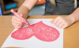 Детский досуг на День Святого Валентина: 10 игр и занятий