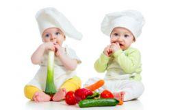 Топ-5 полезных осенних овощей в детском рационе