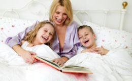 Почему детям необходимо читать книги?