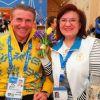 Олимпийские игры в Сочи 2014. День олимпийского болельщика в Семейном доме P&G