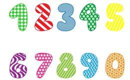 Обучение с мамой: учимся писать цифры