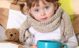 Противовирусные средства для лечения ОРВИ у детей