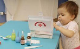 Что должно быть в аптечке для новорожденного?