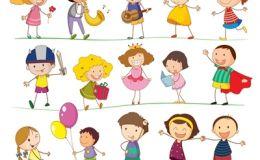 Детские игры: тема «Одежда»