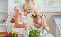 Ежедневный режим питания ребенка 3-4 лет